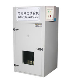 Micro Computer PLC Control Free Drop Battery Testing Equipment / Impact Tester