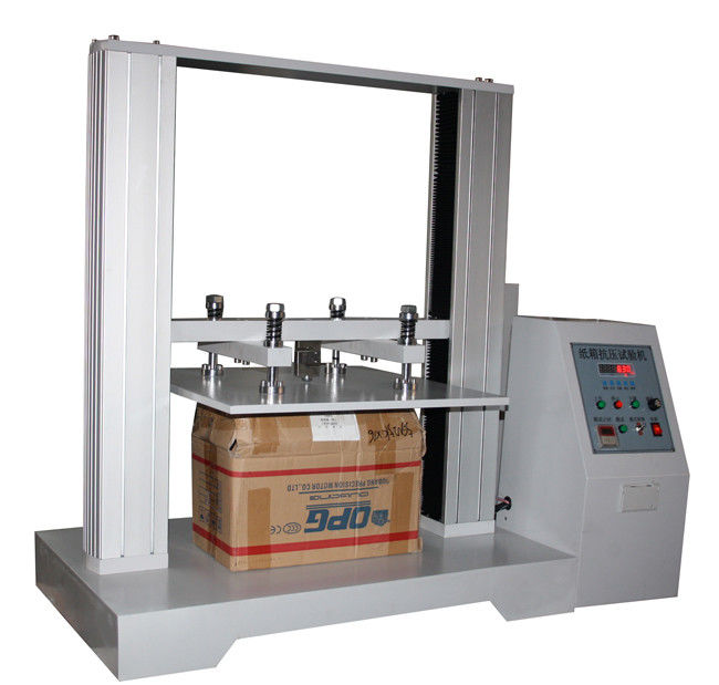 Micro - Computer Control Paper Testing Equipments Instruments Carton Package