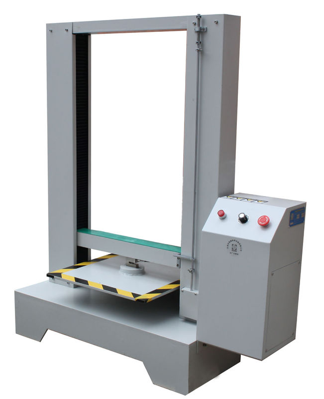 Precise Carton Compression Tester In Paper Testing Equipment With Servo Motor