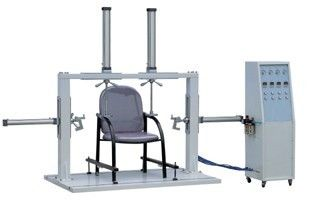 چین Single Column Chair Testing Machine , Office Chair Armrest Strength Tester for Furniture Test توزیع کننده