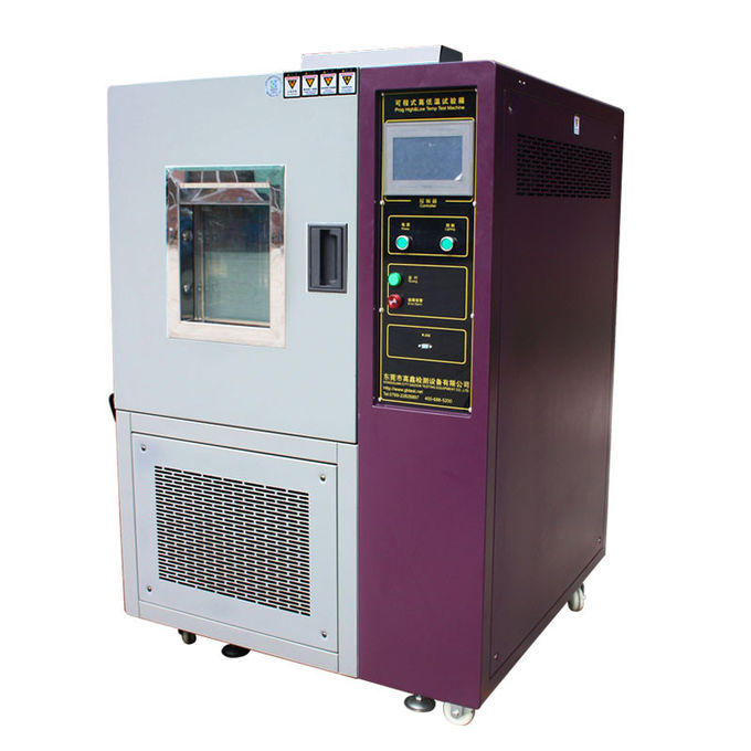 Lab Testing Equipment Temperature Humidity Testing Chamber Shock Impact Environmental Rapid Change Test Chamber