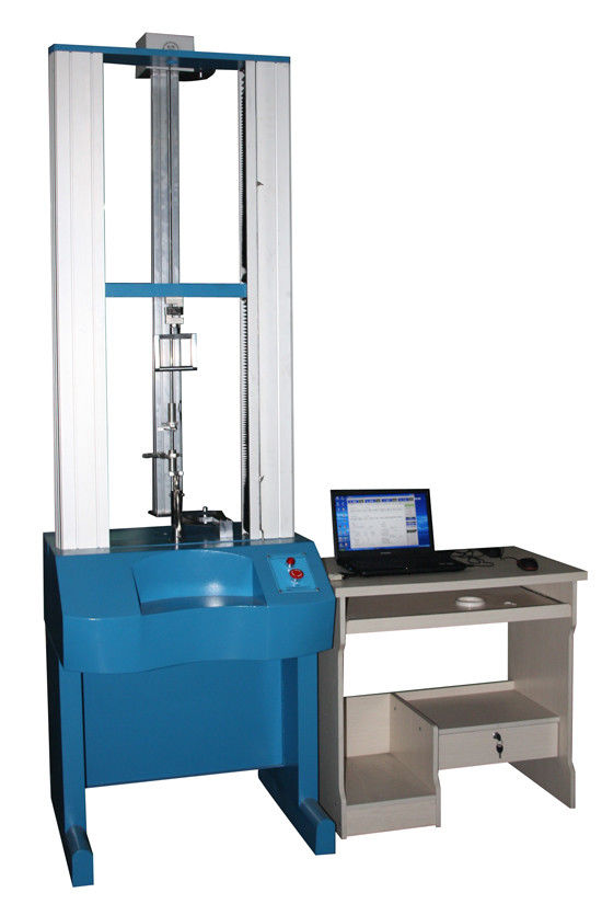 500 - 2000Kg Capacity Double Column Tensile Testing Equipment Tension Testing Machine